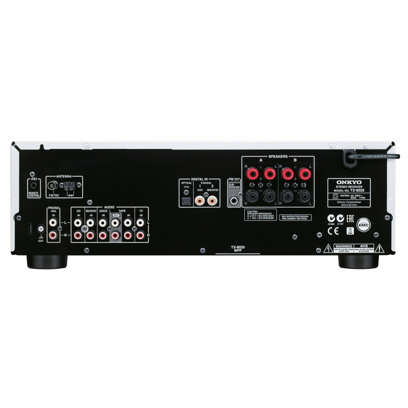 TX-8020 -Noir - Image N° 2